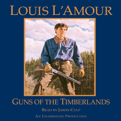 Guns of the Timberlands Titelbild