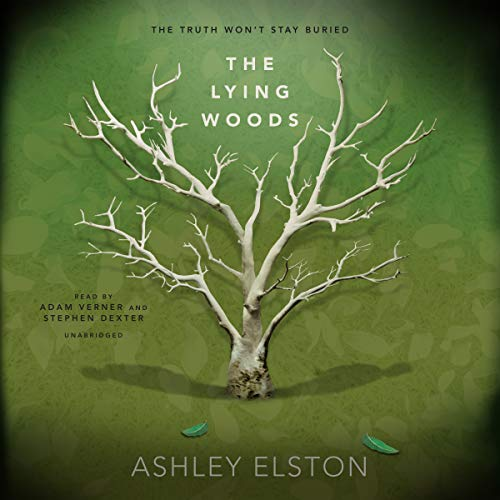 The Lying Woods audiobook cover art