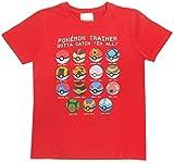 Kidishop - Camiseta de manga corta - para niño multicolor Design 1 158 cm