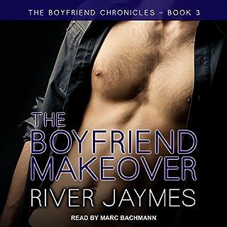 The Boyfriend Makeover audiobook cover art