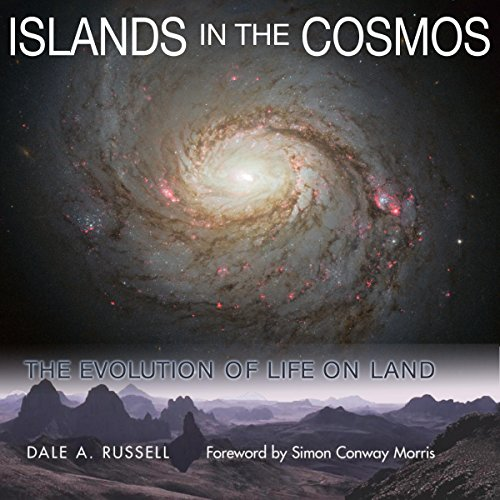 Islands in the Cosmos audiobook cover art
