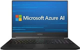 (新生活応援キャンペーンセール) GIGABYTE AERO 15 Classic-WA世界初AIを搭載するゲーミングノートパソコン・ノートパソコンAll Intel Inside/Microsoft Azure AI/ 15.6インチ/ i7-9750H/Samsung 8G*2/512G PCIe Intel SSD/2年保証 (FHD   RTX 2060   i7-9750H   8G*2  512G PCIe SSD)
