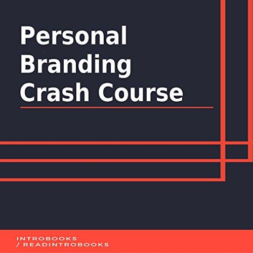 Personal Branding Crash Course audiobook cover art