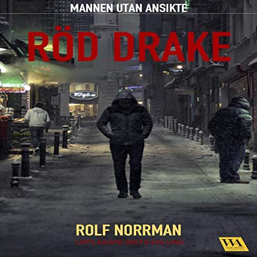 Röd drake audiobook cover art