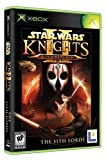 xbox old - Star Wars Knights of the Old Republic II: The Sith Lords