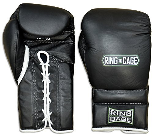 6. Ring to Cage Japanese-Style Training Boxing Gloves