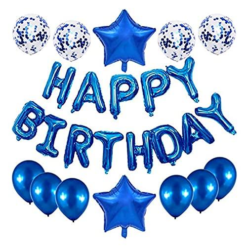 Globos de guirnalda, arco de globo, globos de confeti y globos de látex metálicos, juego para bodas, fiestas de cumpleaños, graduación, aniversario, despedida de soltera