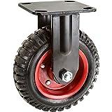 Steelex D2578 Fixed Heavy Duty Industrial Wheel, 6'