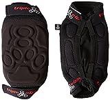 Triple Eight ExoSkin Elbow Pad (Black, Large) by Triple Eight