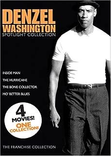 Denzel Washington Spotlight Collection