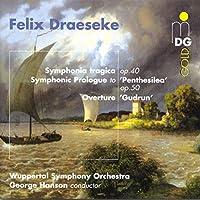 Sinfonia Tragica Op 40 / Overture Gudrun