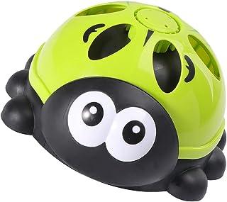 TOYANDONA Baby Bath Toys Ladybug Toys Animals Squirt Toys Bathtub Toys Infant Shower Toys Water Playing Toy for Toddlers K...
