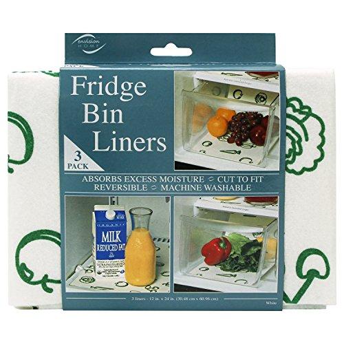 Envision Home Müllbeutel für Kühlschrank und Regal 3 Veggie