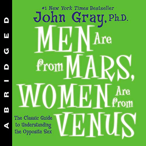Men Are from Mars, Women Are from Venus Titelbild