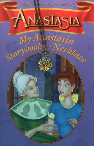 Anastasia Storybook and Necklace
