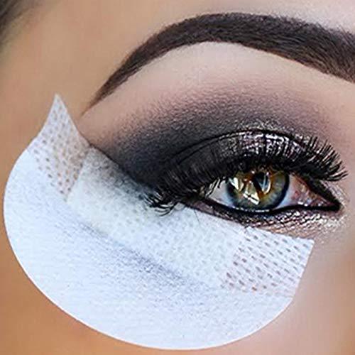 Cwemimifa Lidschatten-Palette,20 Stück Lidschatten Shields Professional Lint Free Under Eye...