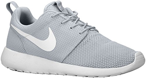 Nike Roshe Run Grey White Mens Trainers 9.5 US