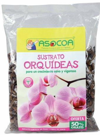 ASOCOA Sustrato Orquídeas
