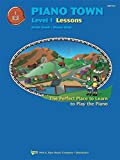 MP101 - Piano Town - Lessons Level 1