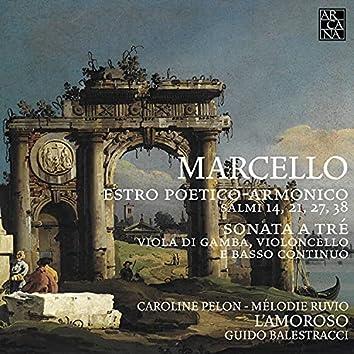 Marcello: Estro Poetico-Armonico (Salmi 14, 21, 27, 38 - Sonata a tré, viola di gamba, violoncello e basso continuo)