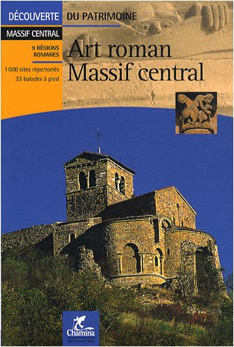 Art Roman Massif Central (Découverte du P)