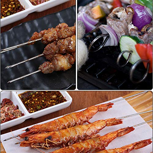 517N8bC7clL - Dytxe-shelf BBQ Grill-Werkzeug-Set Mit Grillzubehör Outdoor Grillset Barbecue Grill Utensils Grill Edelstahl Zubehör Grillwerkzeug (26 Stück)