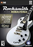 PC Rocksmith Remastered 2014 GAME ONLY (no Real Tone cable)