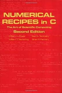 Numerical Recipes in C: The Art of Scientific Computing, Second Edition (0521431085) | Amazon price tracker / tracking, Amazon price history charts, Amazon price watches, Amazon price drop alerts
