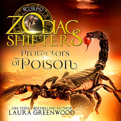 Protectors of Poison audiobook cover art