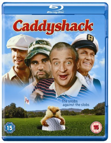 Caddyshack [Blu-ray] [UK Import]