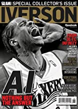 Slam Magazine ALLEN IVERSON Special Collector's Issue KICKS 2014 Jordan Sneakers NBA PHILLY 76ERS AI Hoop