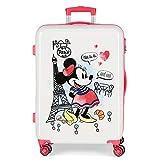 Disney (DIYL9) Minnie Around The World Infantil, Multicolore (Multicolor)