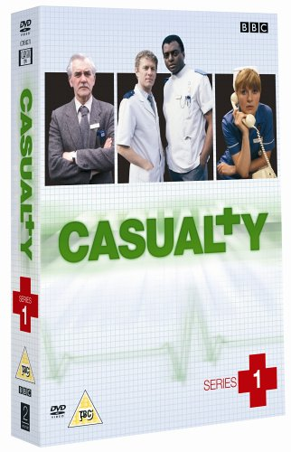 Casualty - Series 1 [Import anglais]