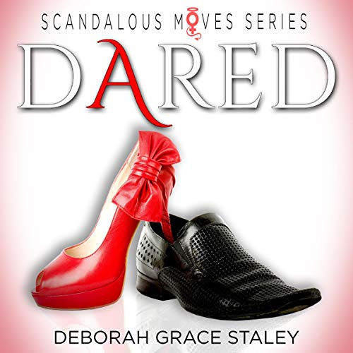 Dared audiobook cover art
