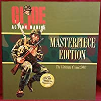 GI Joe Masterpiece Edition 30cm Action Marine - Brown Hair Action Figure Box Set