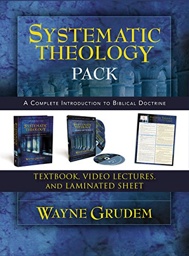 Compare Textbook Prices for Systematic Theology Pack: A Complete Introduction to Biblical Doctrine Box Pck La Edition ISBN 0025986534271 by Grudem, Wayne A.