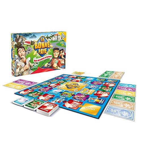 Hasbro La Bonne Paye – Jeu de societe familial - Jeu de plat