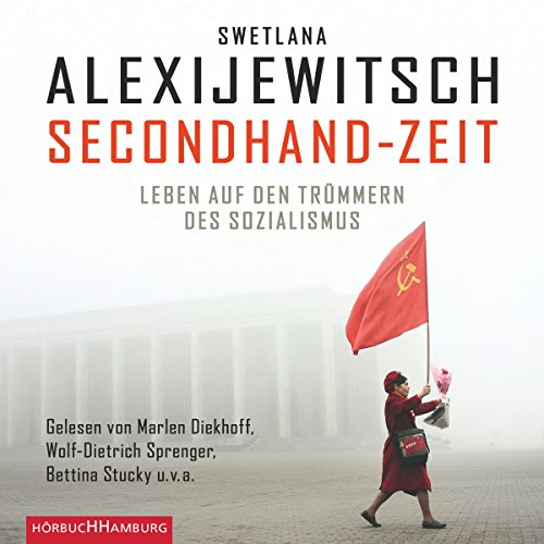 Secondhand-Zeit audiobook cover art
