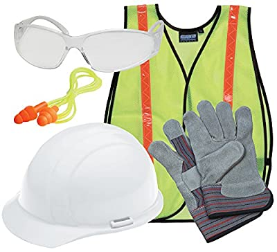 ERB 18526 Liberty L2 New Hire Kit with Clear Glasses and S18R Vest
