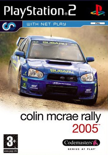 Colin McRae Rally 2005 (PS2) [PlayStation2]