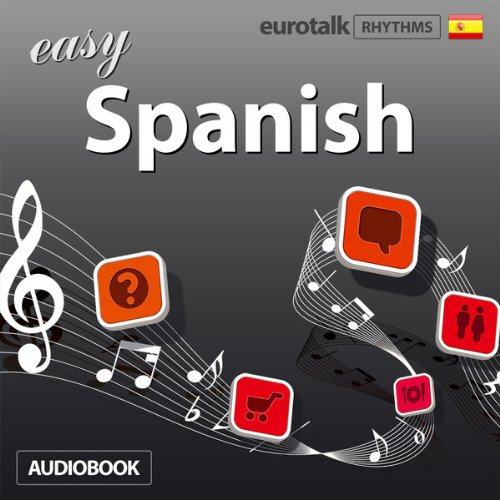 Rhythms Easy Spanish cover art