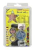 Búho Espejo 730515purpurina Tattoo Set Best of