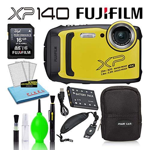 Fujifilm FinePix XP140 Waterproof Digital Camera...