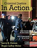 Criminal Justice in Action (Available Titles CengageNOW)