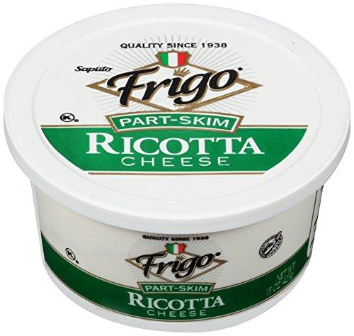 Frigo, Ricotta Cheese Part Skim, 15 oz