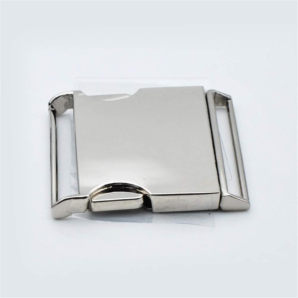 Roller Finally popular brand design 40 50mm Zinc Max 49% OFF Belt Multipurpose Alloy Buckle
