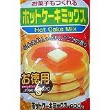 昭和産業 ホットケーキミックス 600g(200g×3袋)