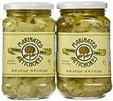 Trader Joe's Marinated Artichokes, 12 oz Jar (2 Pack)