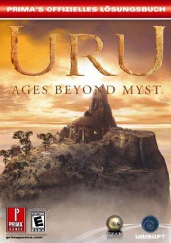 URU - Ages Beyond Myst (Lösungsbuch)