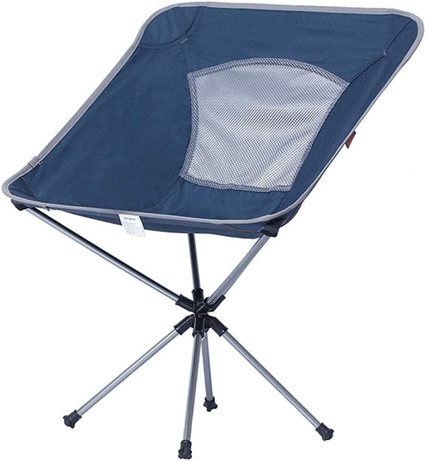 Camping Folding Chairs Compact Ultralight Aluminum Alloy Bracket Portable Festival Fishing Seat,4 colors (color   C)